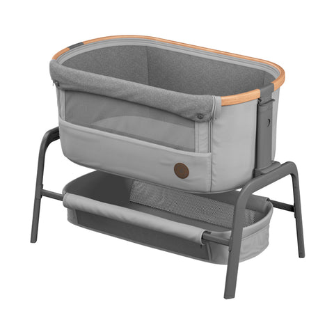 Maxi Cosi Iora Co-Sleeper - Essential Grey