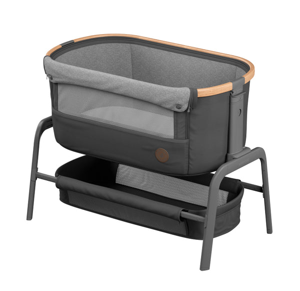 Maxi Cosi Iora Co-Sleeper - Essential Graphite