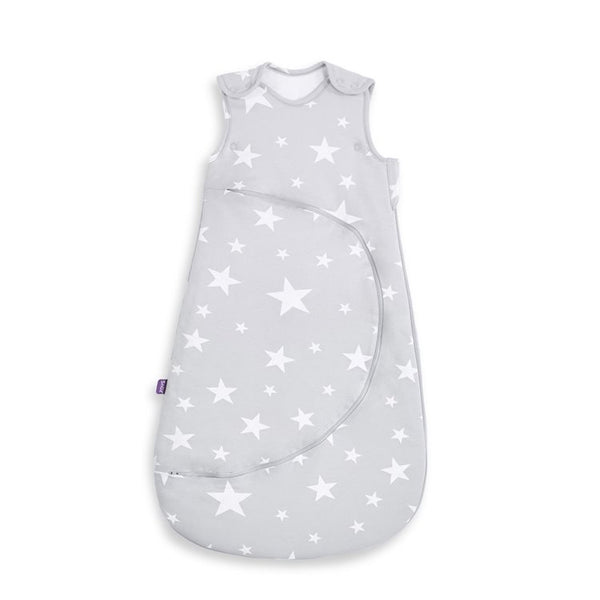 SnuzPouch Baby Sleeping Bag - White Stars