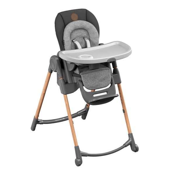 Maxi Cosi Minla Highchair - Essential Graphite