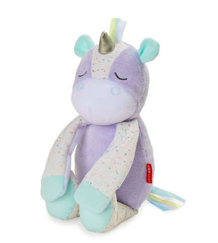 Skip Hop Cry Activated Soother - Unicorn