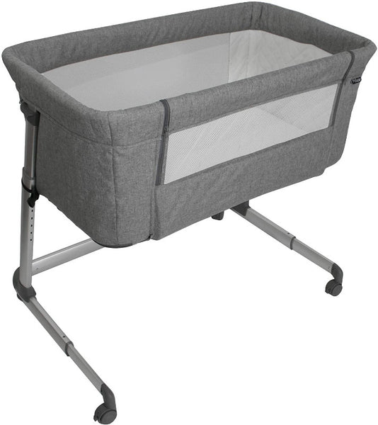 My Babiie Closer Crib - Grey