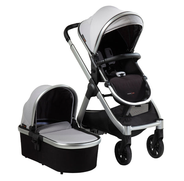 Bababing Raffi Travel System Package - Vapour Grey