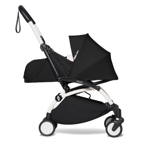 Babyzen YoYo2 Complete Birth - 22kg Package - Black