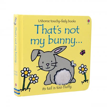 """That's Not My Bunny"" Book"