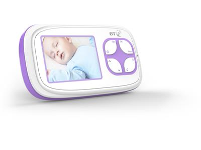 BT Video Baby Monitor 3000