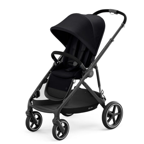 Cybex Gazelle S Package - Black Frame/Deep Black