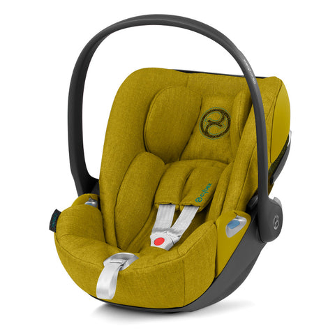 Cybex Cloud Z iSize - Mustard Yellow