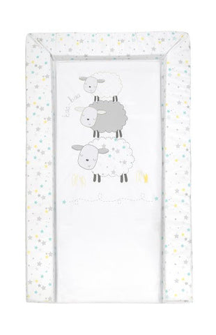 Silver Cloud Counting Sheep Changing Mat
