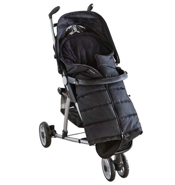 Cocoon Footmuff - Black