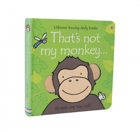 """That's Not My Monkey"" Book"