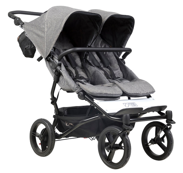 Mountain Buggy Duet Luxury Herringbone Package