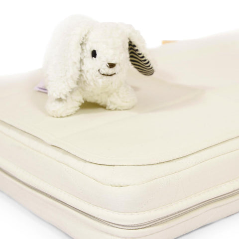 Little Green Sheep Organic Cot Mattress Protector