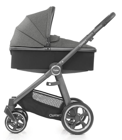 Babystyle Oyster 3 - Mercury on City Grey Chassis