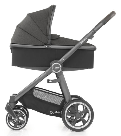Babystyle Oyster 3 - Pepper on City Grey Chassis