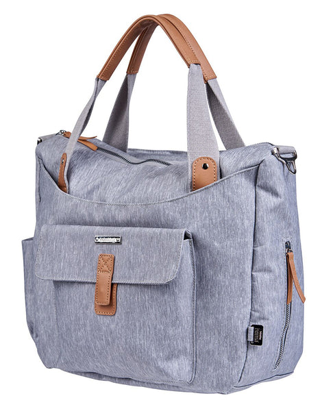 Bababing Roma 2 Changing Bag Grey
