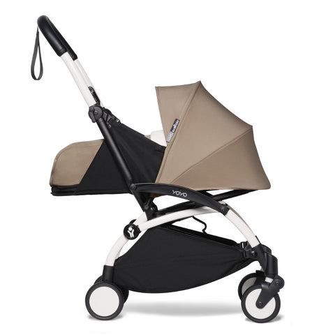 Babyzen YoYo2 Complete Birth - 22kg Package - Taupe