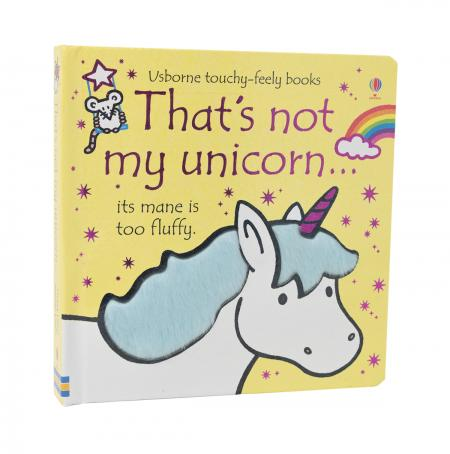 """That's Not My Unicorn"" Book"