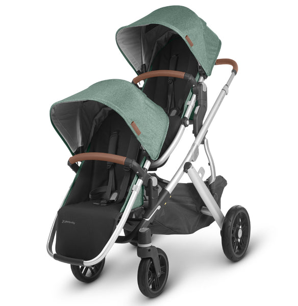 Uppababy Vista V2 Double Travel System Package - Emmett
