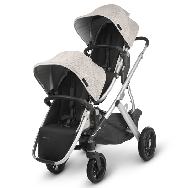 Uppababy Vista V2 Double Travel System Package - Sierra