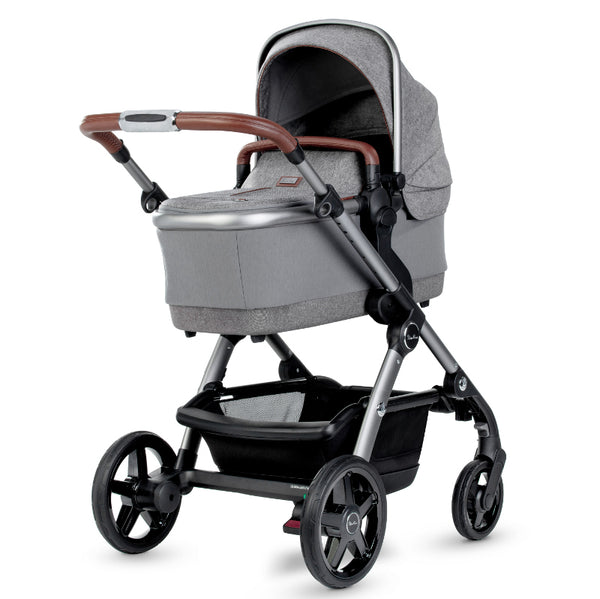 Silver Cross Wave Travel System - Zinc