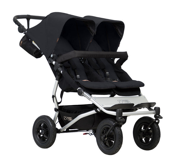 Mountain Buggy Duet - Black