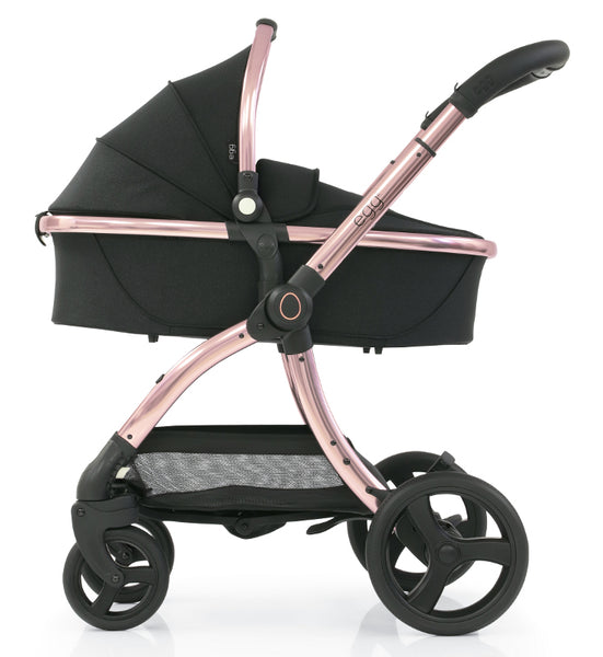 Egg 2 Luxury Travel System - Special Edition Diamond Black