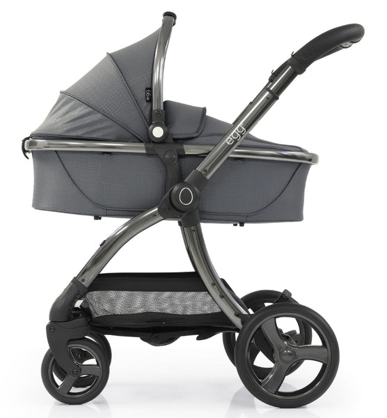 Egg 2 Luxury Travel System - Special Edition Jurassic Grey