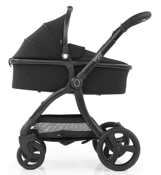 Egg 2 Luxury Travel System - Special Edition Just Black