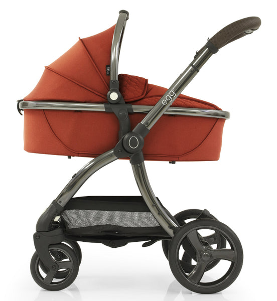 Egg 2 Luxury Travel System - Paprika
