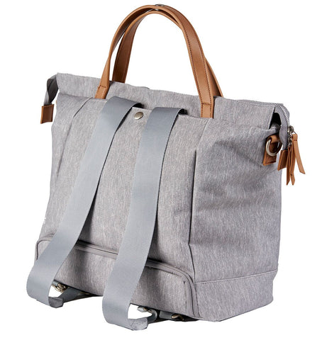 Bababing Erin Tote Changing Bag Grey