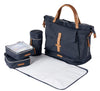 Bababing Erin Tote Changing Bag Navy