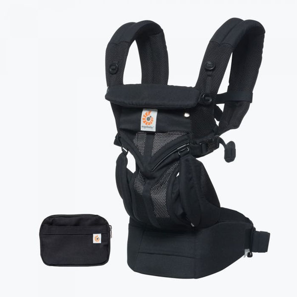 Ergobaby Omni 360 Cool Air Mesh - Onyx