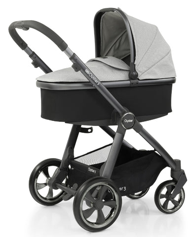Babystyle Oyster 3 - Tonic on City Grey Chassis