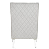 Convertable Nursing Chair - Quiet Grey