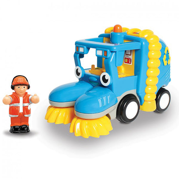 WOW TOYS Tyles Street Sweeper