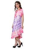 Renka Printed Print Multi Dress for women