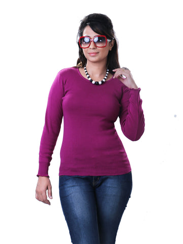 Renka Skivvy Knitted Winter Top