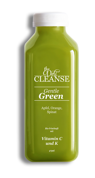 GENTLE GREEN 475ml Cold Pressed Juice