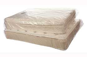 4 MIL - Pillow-Top Mattress Bags