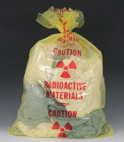 Radioactive Waste Trash Liners
