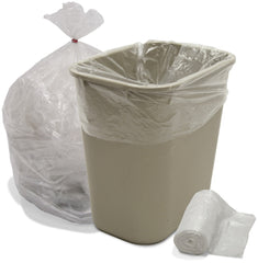 Linear Low Density Trash Bags - 7 Gallon