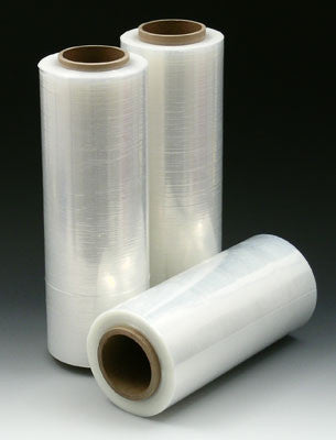 70 gauge Cast Clear Stretch Wrap