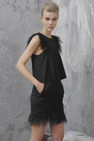 FEATHER SHELL TOP - Shakuhachi - 2