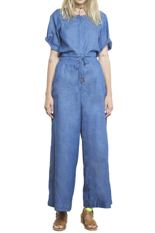 GENIE SAFARI JUMPSUIT DENIM - Shakuhachi - 3