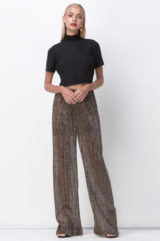 GOLD DUST FLARE PANT