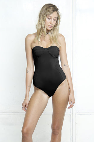 DREAM WEAVER ONE PIECE - BLACK - Shakuhachi - 3