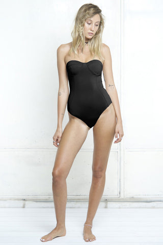 DREAM WEAVER ONE PIECE - BLACK - Shakuhachi - 5