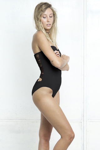 DREAM WEAVER ONE PIECE - BLACK - Shakuhachi - 4