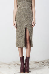 shakuhachi - POPCORN SPLIT TUBE SKIRT - 6